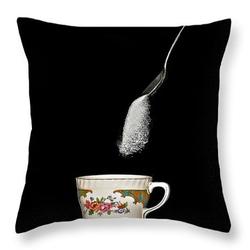 Cuppa Throw Pillow