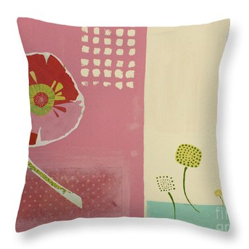 Summer 2014 Throw Pillow by Aimelle