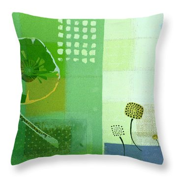 Summer 2014 - J103112106eggr2 Throw Pillow by Variance Collections