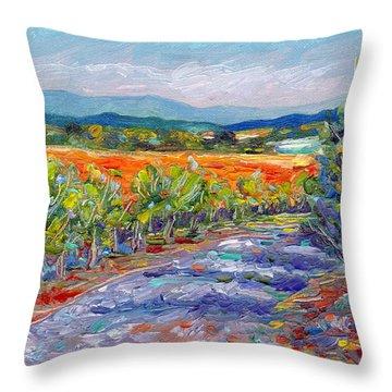 Oregon Inspirations II Throw Pillow