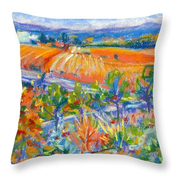 Oregon Inspirations IIi Throw Pillow