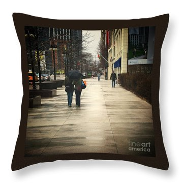 Summer Lovin' Throw Pillow