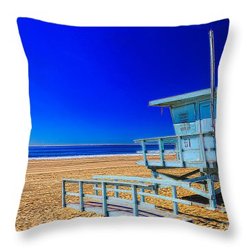Summers Sentinels 1 Throw Pillow
