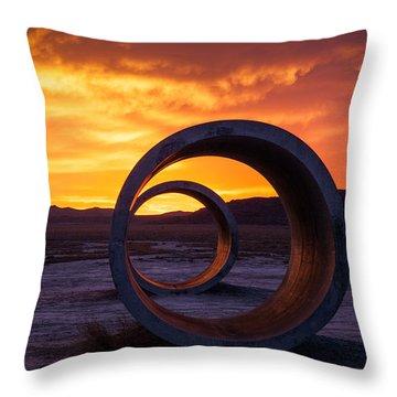 Nevada Throw Pillows