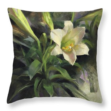 Lily Throw Pillows