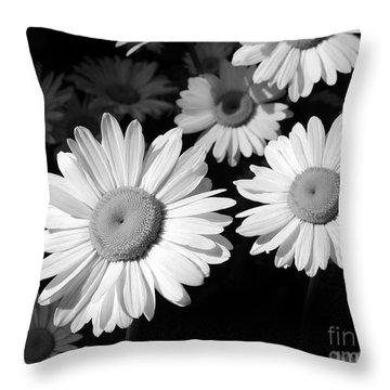 Sunning  Throw Pillow