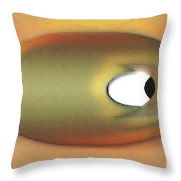 Sunny Eagerman  Throw Pillow