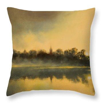 Notre Dame Throw Pillows