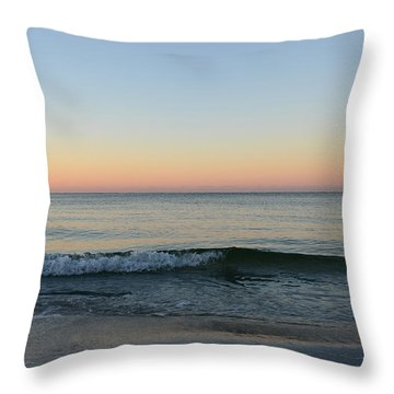 Sunrise On Alys Beach Throw Pillow