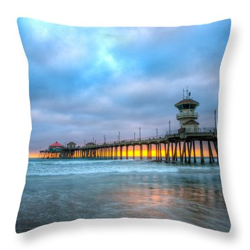Ie Photographs Throw Pillows