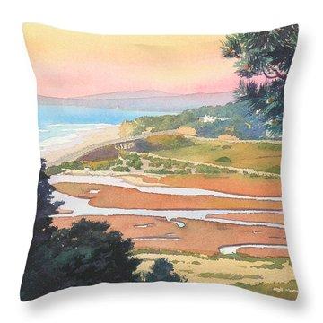 Carmel Throw Pillows