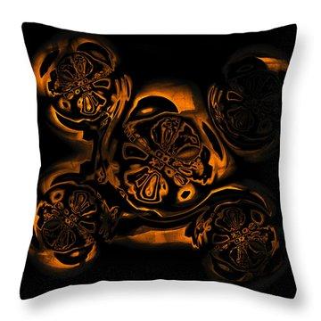 Suranan Artifact Throw Pillow
