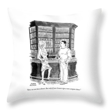 Weightlifting Throw Pillows