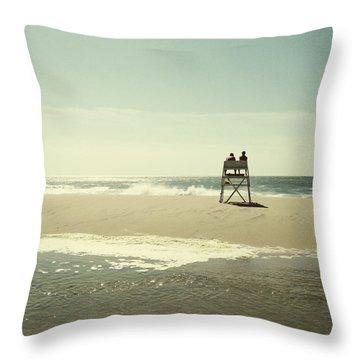 Surfside Throw Pillow