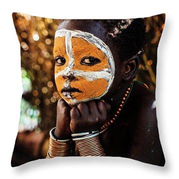 Indigenous Throw Pillows