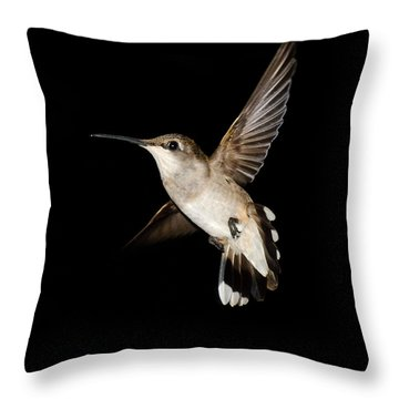 Suspended Animation 2 Throw Pillow