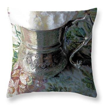 Susurluk Ayrani Throw Pillow by Tracey Harrington-Simpson