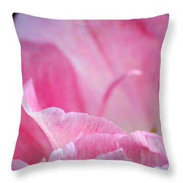 Throw Pillow featuring the photograph Swan Dance by The Art Of Marilyn Ridoutt-Greene