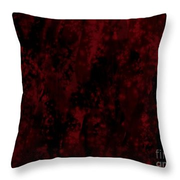 Sweeney's Dreaming Throw Pillow