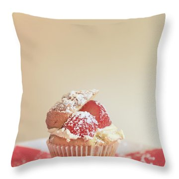 Cupcake Throw Pillows