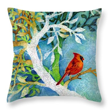 Sweet Memories I Throw Pillow by Hailey E Herrera