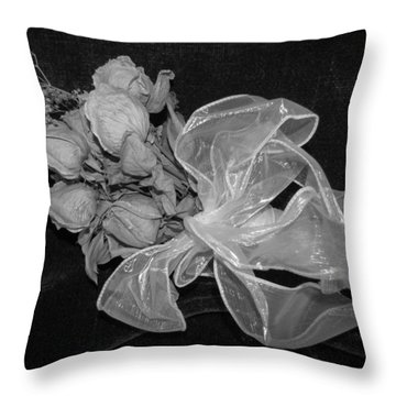 Throw Pillow featuring the photograph Sweet Memory by Beth Vincent