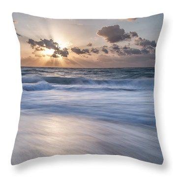 Sweet  Sky Throw Pillow