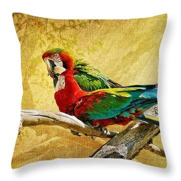 Sweet Sweet Love Throw Pillow