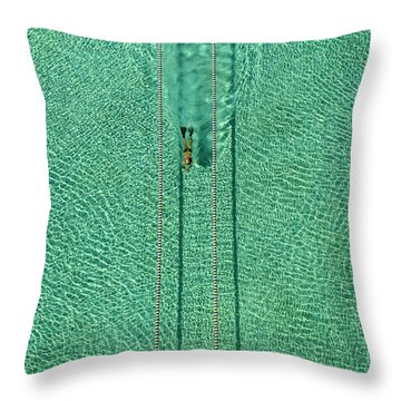 Swimming Pool Throw Pillows