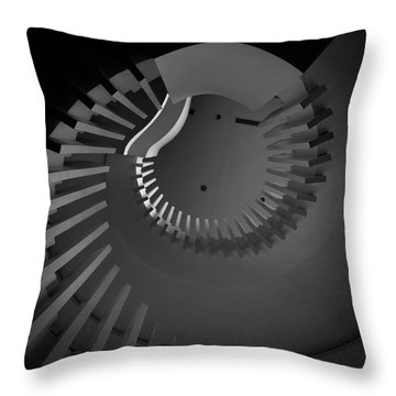 Spines Throw Pillows