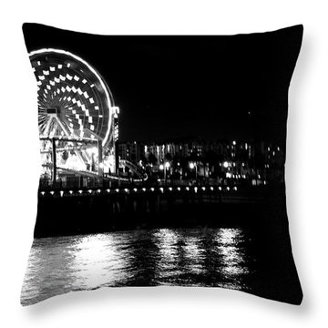 Swirl... Throw Pillow