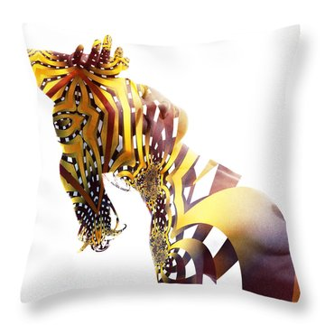 Swoon Throw Pillow