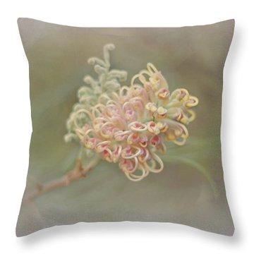 Sylvia Throw Pillow by Elaine Teague