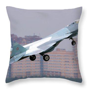 Pak Fa Throw Pillows