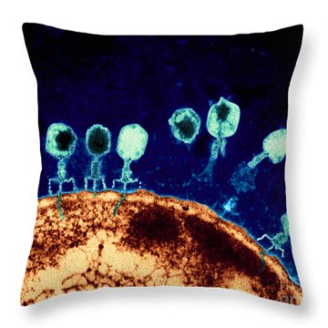 Escherichia Coli Home Decor