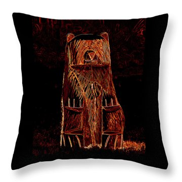 T O B Y Throw Pillow