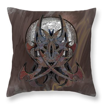 T Tat B 9/ Craftsman Throw Pillow