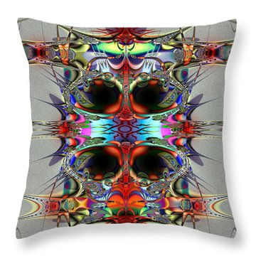 Taboo Throw Pillow