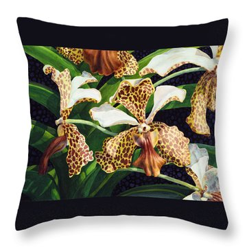 Tachannon Throw Pillow