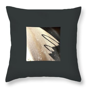 Streetart Throw Pillows