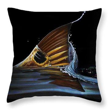 Redfish Throw Pillows