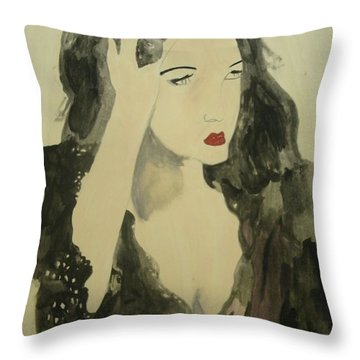 Tairrie Throw Pillow