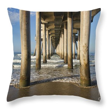 Take A Break Throw Pillow