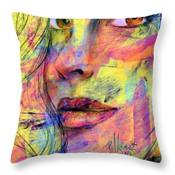 Tanya Throw Pillow