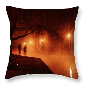 Tapolca - Hungary Throw Pillow