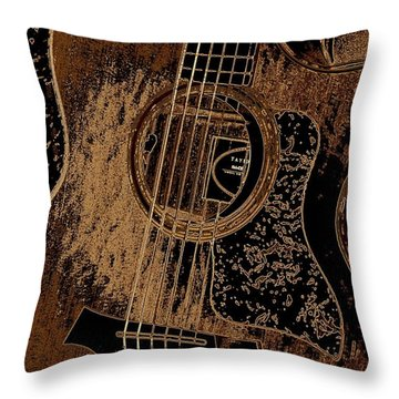 Taylor II Throw Pillow