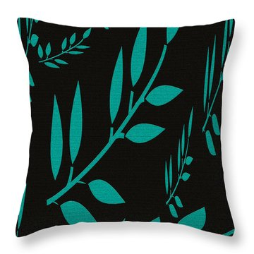 Teal Treasure Throw Pillow by Aimee L Maher Photography and Art Visit ALMGallerydotcom
