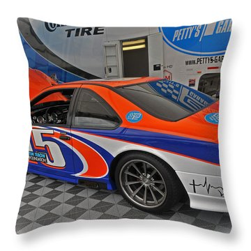 Team Tebow Throw Pillow by Mike Martin