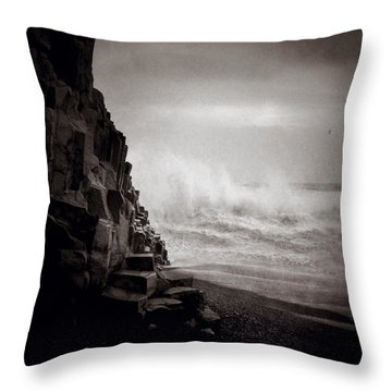 Iphoneography Throw Pillows