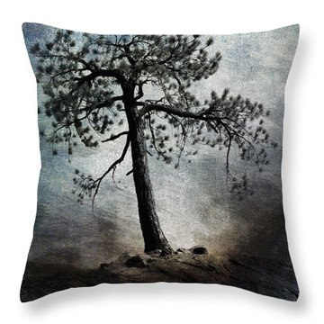 Tenacity Throw Pillow